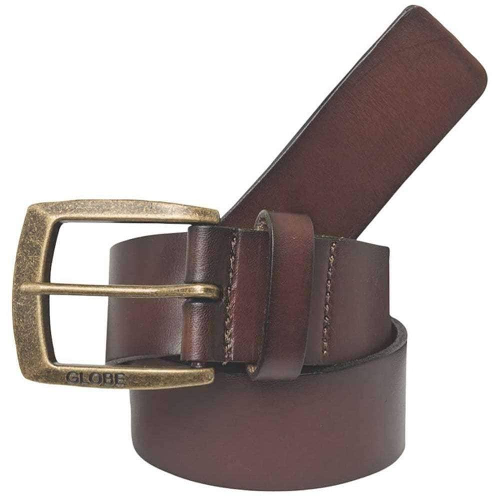 Globe Supply Belt in Brown Mens Casual Belt by Globe