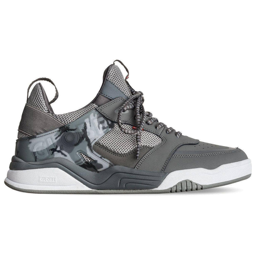 Globe Mens Skate Shoes Globe Tilt Evo Shoes - Grey Grey Camo