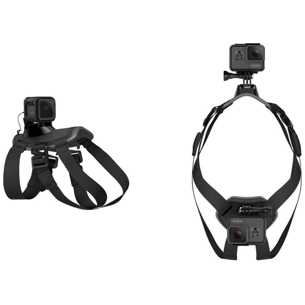 GoPro Fetch Dog Harness Camera Mount by GoPro