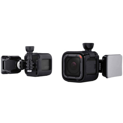 GoPro Camera Mount GoPro Low Profile Side Helmet Swivel Mount