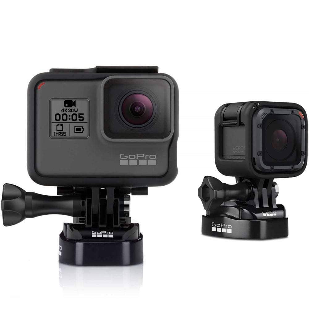 GoPro Quick Release Tripod Mounts Camera Mount by GoPro