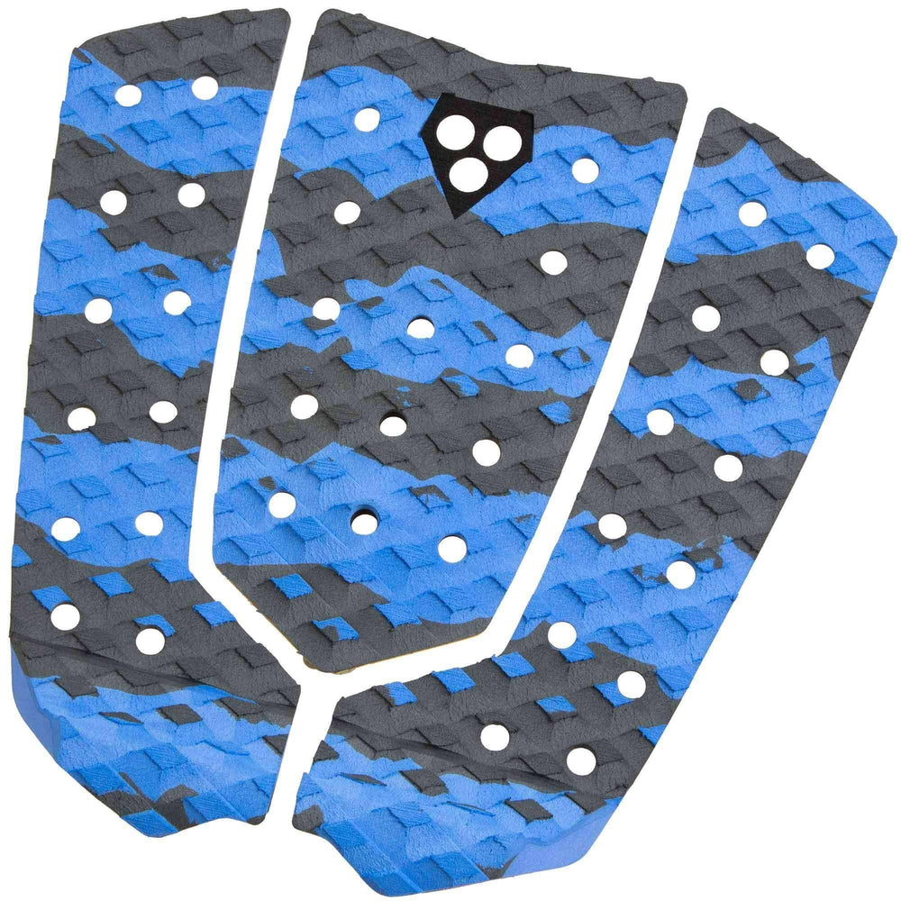 Gorilla Kai Tidal Surfboard Tail Pad 3 Piece Tail Pad by Gorilla Surf