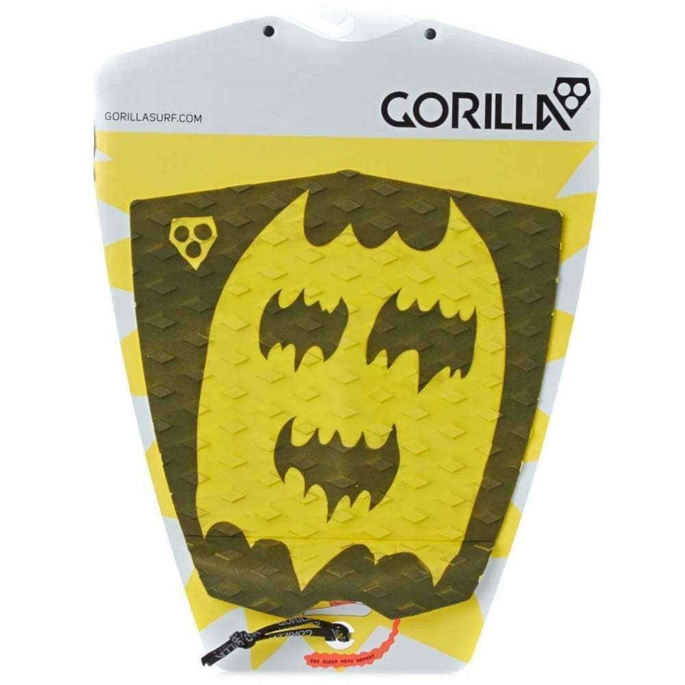 Gorilla Ozzie Bat Guy Surfboard Tail Pad 1 Piece Tail Pad by Gorilla Surf