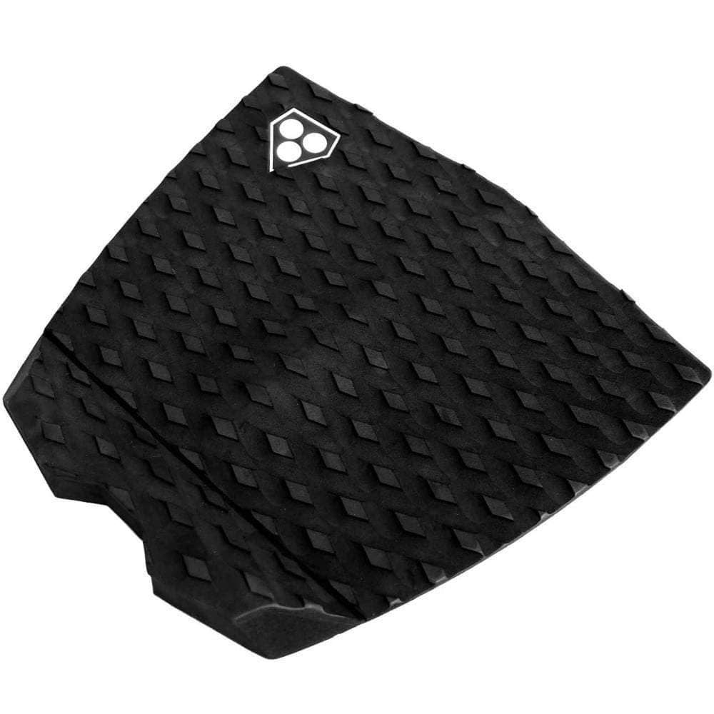 Gorilla Phat One - Black Surfboard Tail Pad 1 Piece Tail Pad by Gorilla Surf