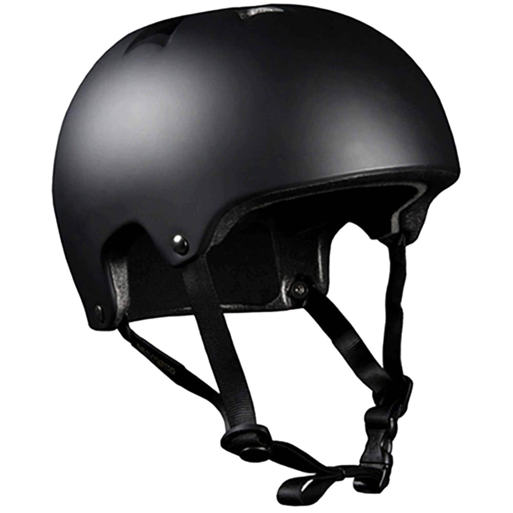 Harsh Pro EPS Skate Helmet in Black, XS (48-50cm) Skateboard Helmet by Harsh XS (48-50cm)