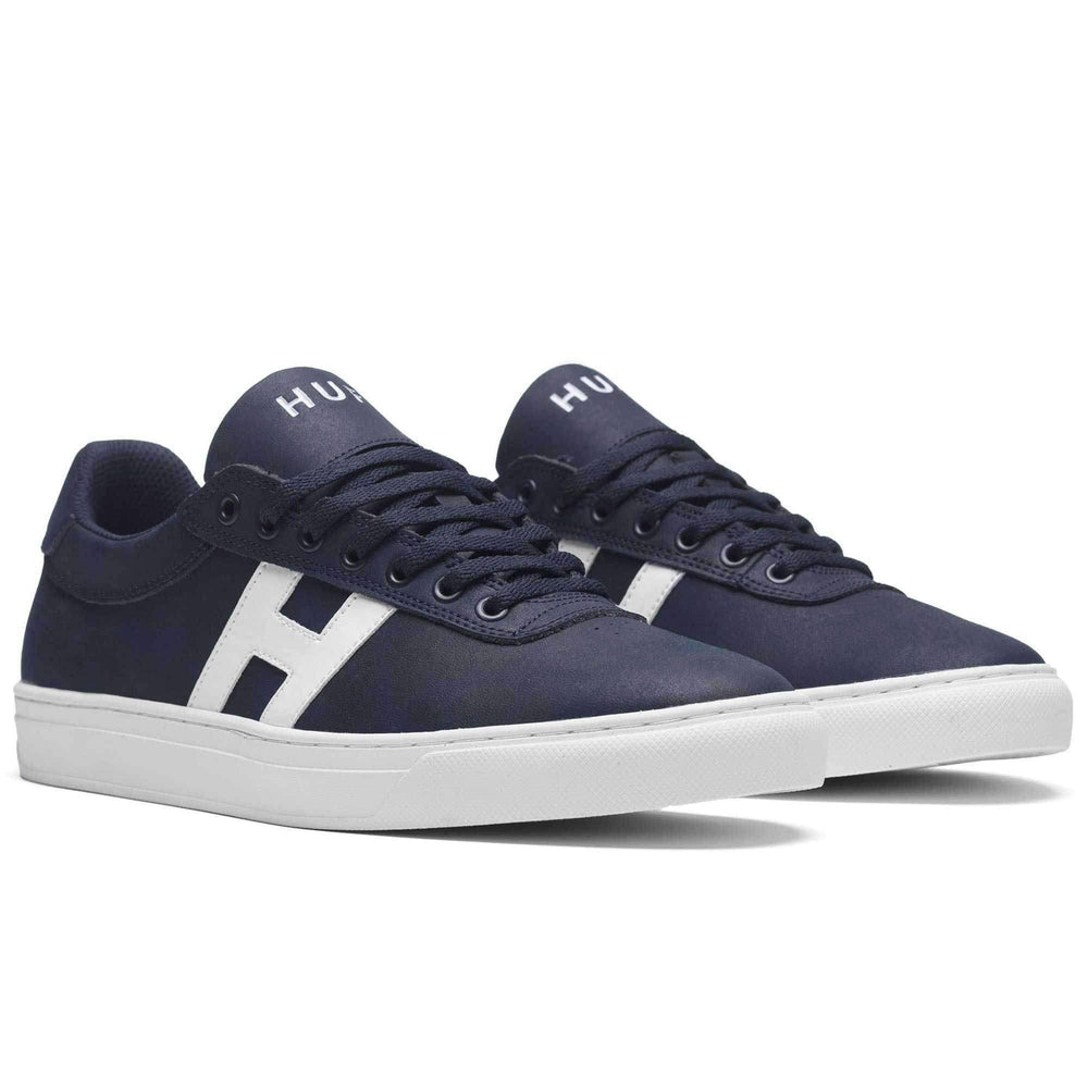 Huf HUF Soto Shoes - Navy Mens Skate Shoes by Huf