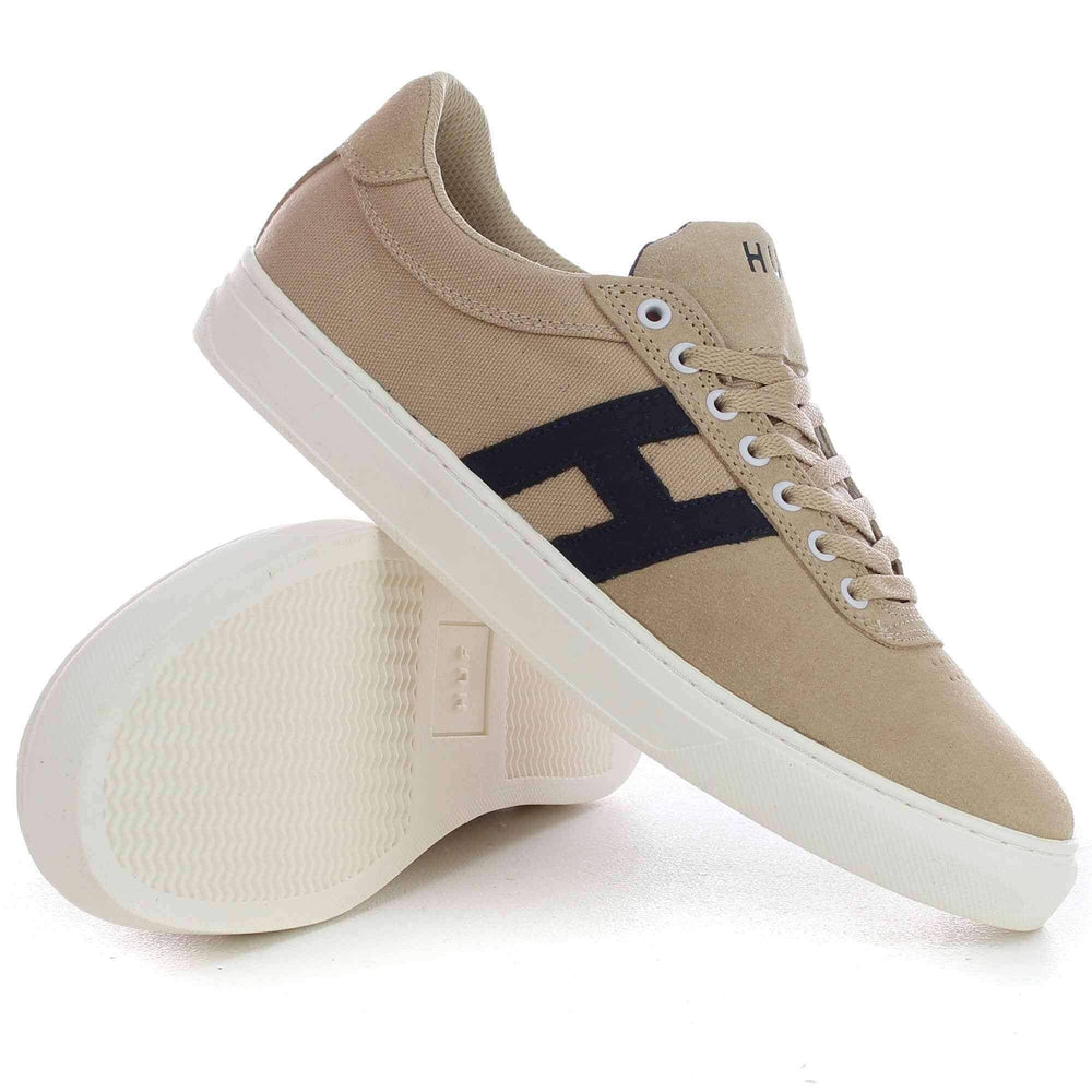 HUF Soto Skate Shoes in Wheat Mens Skate Shoes by Huf