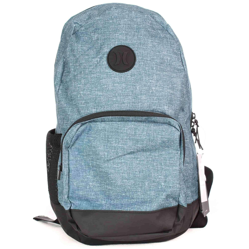 Hurley Blockade Heather Backpack in Noise Aqua/Black Backpack/Rucksack Bag by Hurley