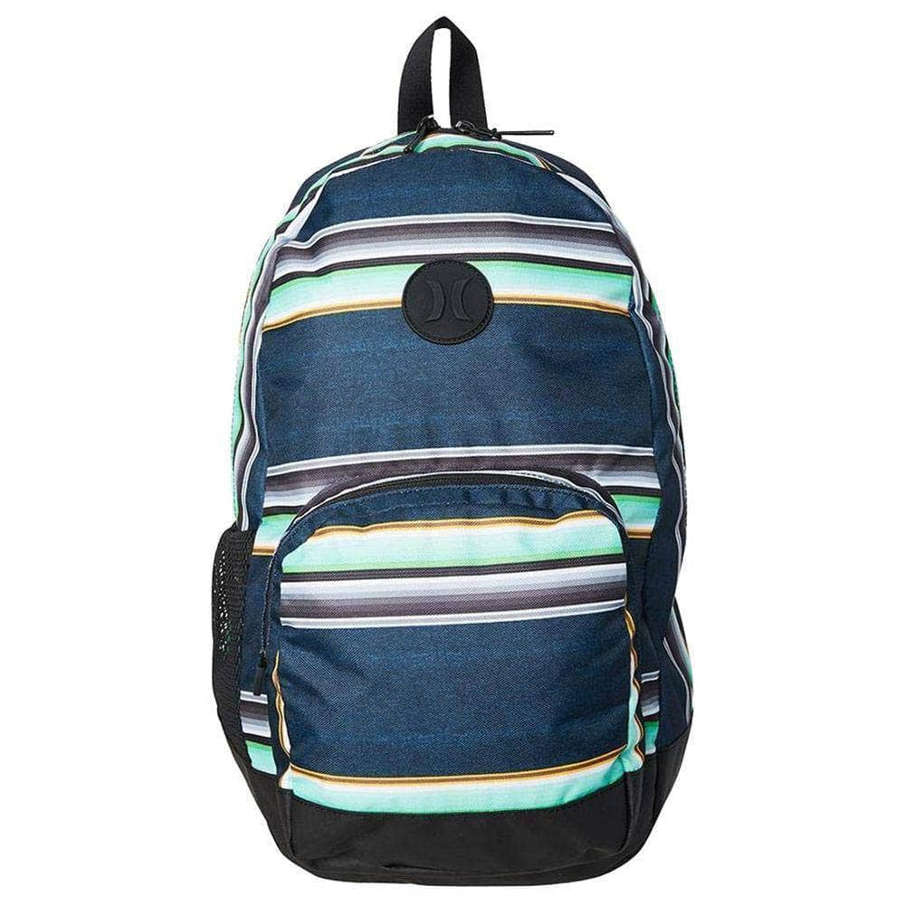Hurley Hurley Blockade II Serape Backpack - Black Black N/A Backpack/Rucksack Bag by Hurley
