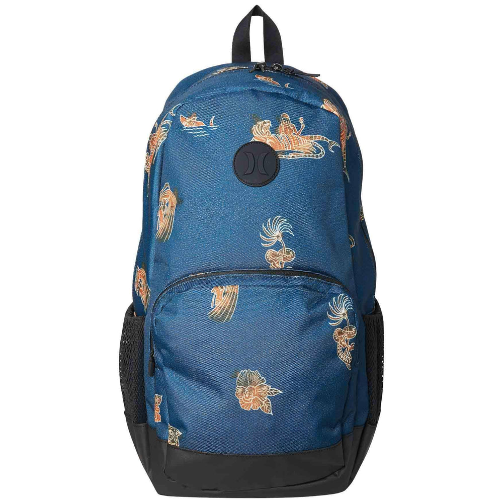 Hurley Hurley Renegade II Paradiso Backpack - Blue Force Blue Force N/A Backpack/Rucksack Bag by Hurley