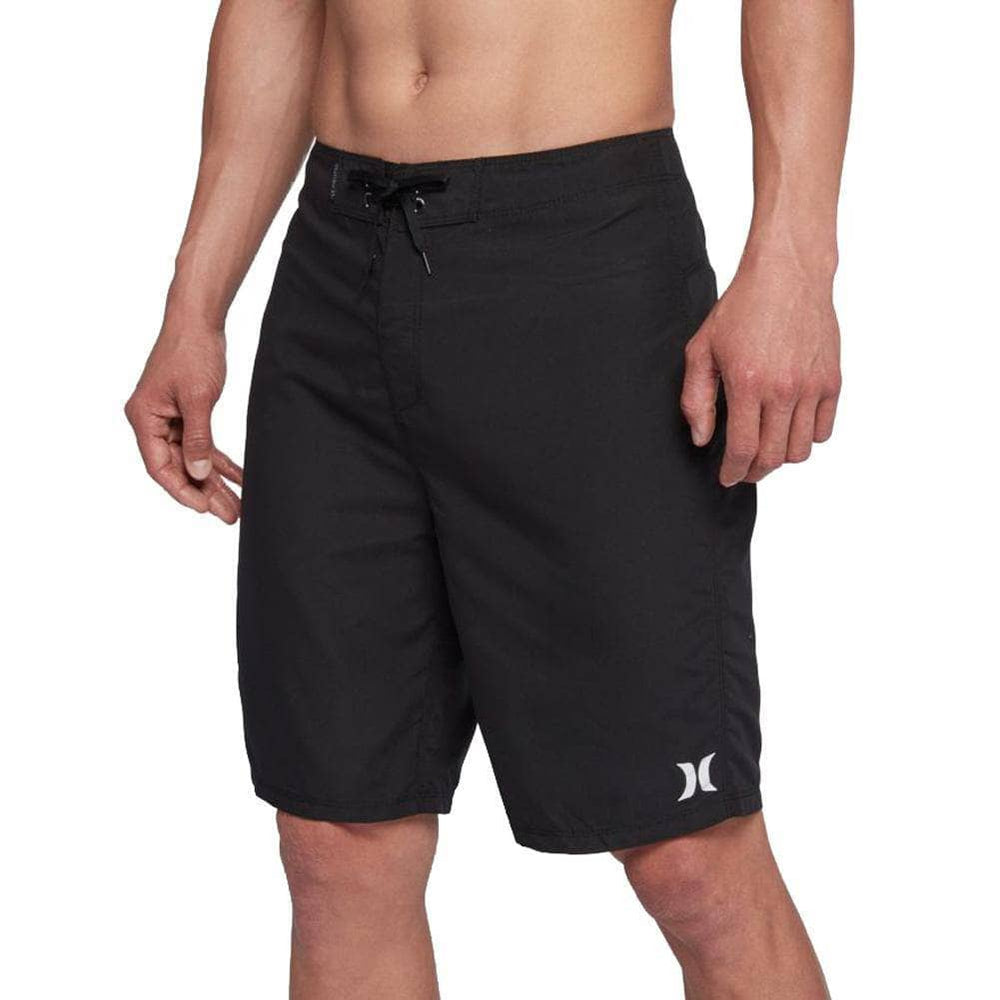 Hurley One & Only 2.0 20in Boardshort - Black Mens Boardshorts by Hurley