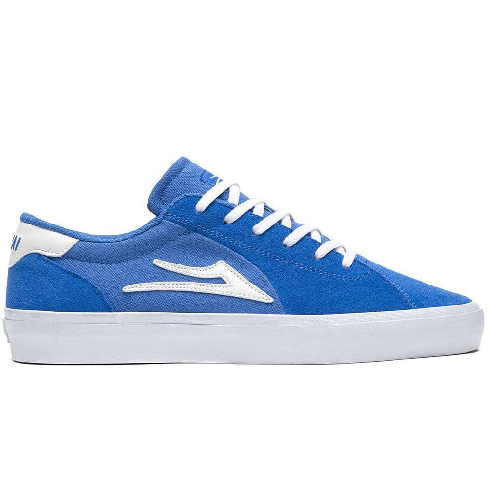 Lakai Mens Skate Shoes Lakai Flaco II Skate Shoes - Blue Suede