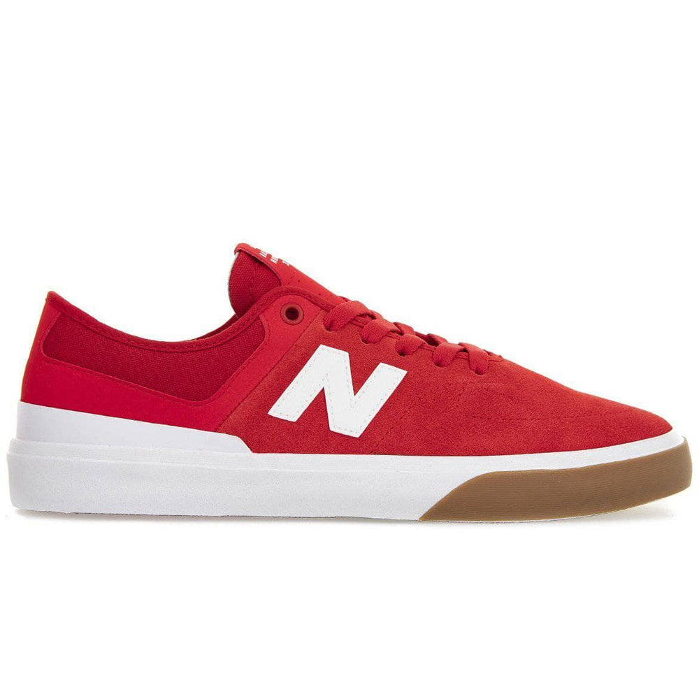 New Balance Numeric NM379 Skate Shoes - Red White Mens Skate Shoes by New Balance Numeric