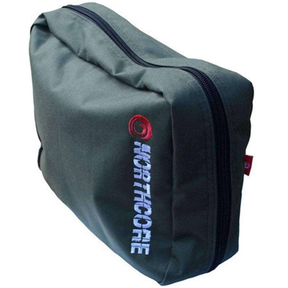 Northcore Deluxe Travel Pack in Black Travel/Wash Bag by Northcore