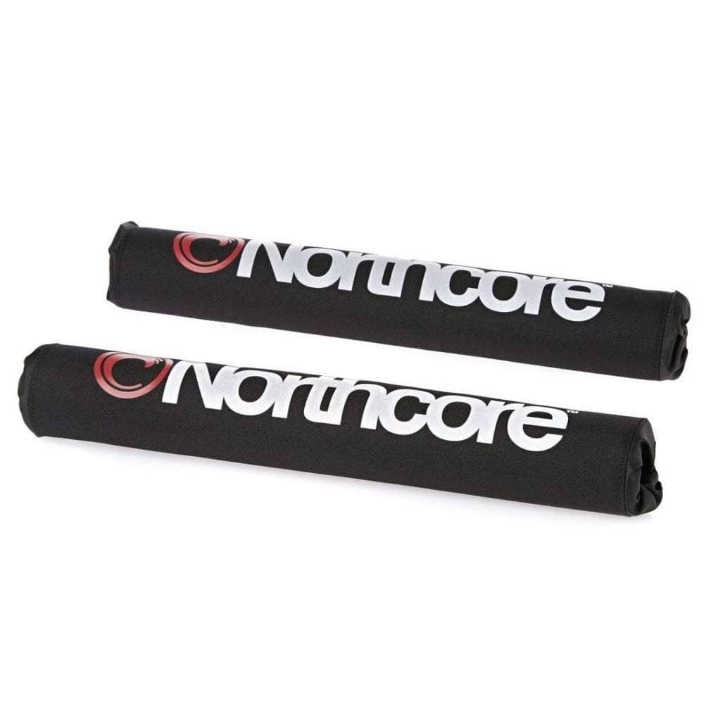 Northcore Roof Bar Pads Car Hard Roof Rack Pads by Northcore
