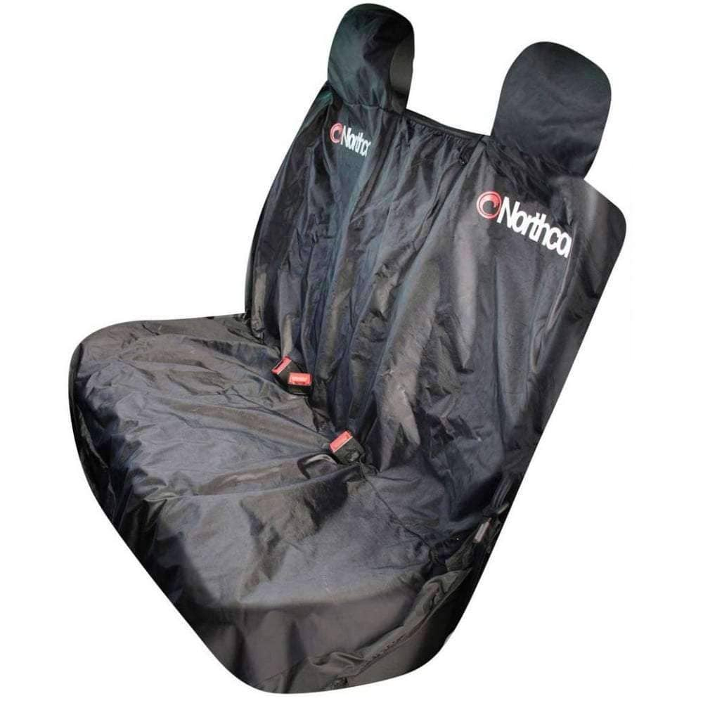 Northcore Gifts for Surfers Northcore Triple Rear Car Seat Cover in Black