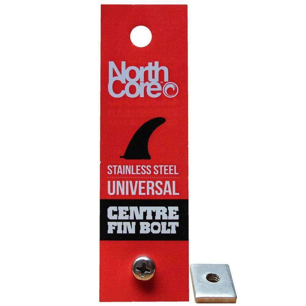 Northcore Universal Fin Box Bolt and Crosshead Surfboard Fin Accessory by Northcore O/S (one size)
