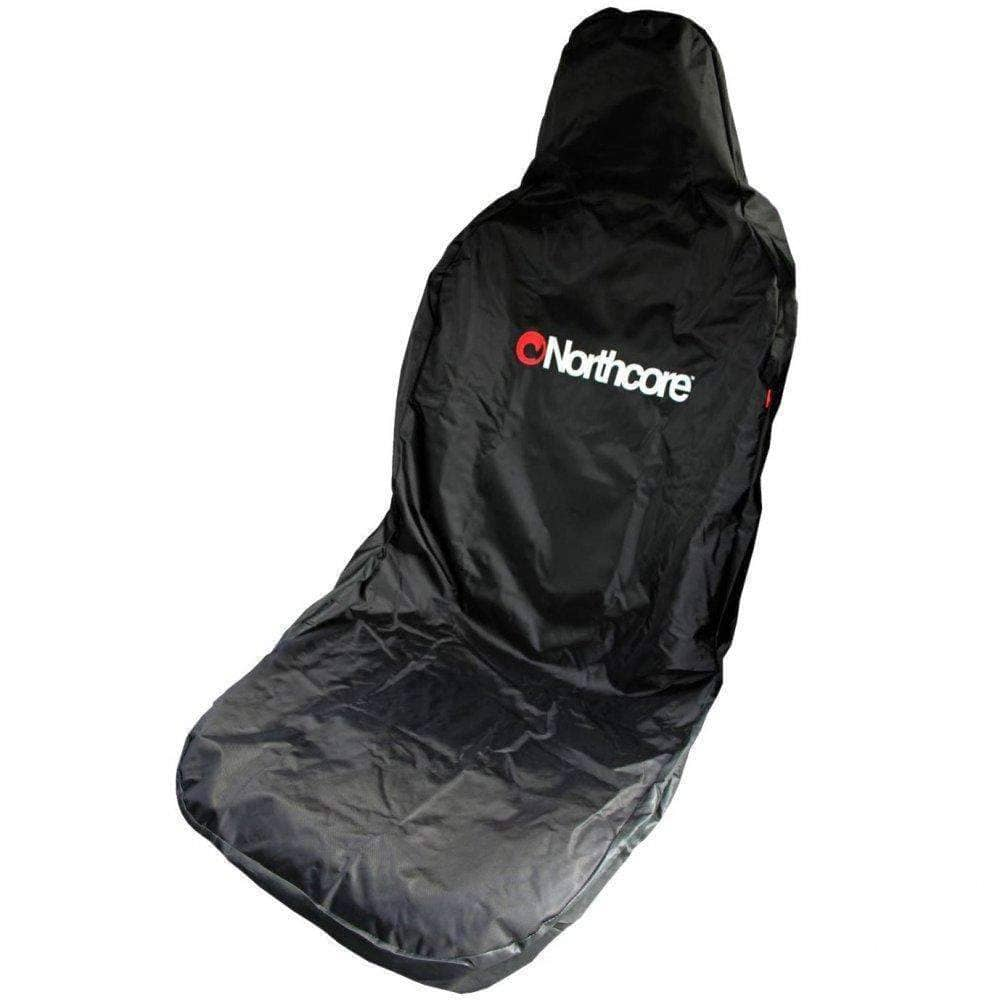 Northcore Gifts for Surfers Northcore Waterproof Car Seat Cover Single Black