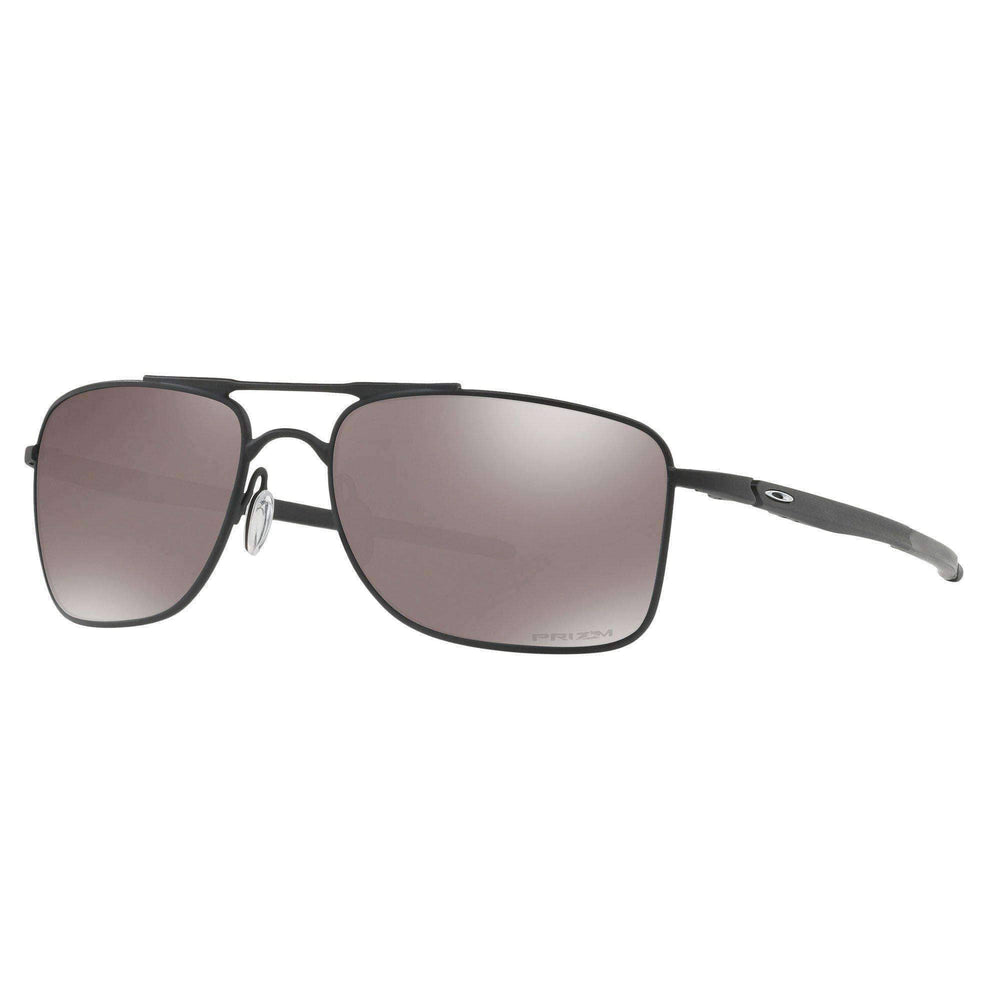Oakley Oakley Gauge 8 L Sunglasses - Matte Black Prizm Black Polarized Matte Black N/A Pilot Sunglasses by Oakley