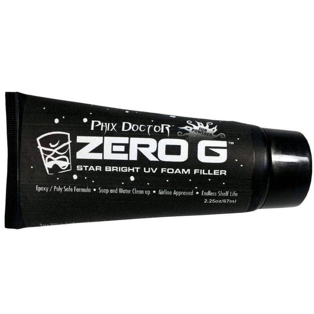 Phix Doctor Putty Surfboard Repair Phix Doctor Zero G UV Foam Filler 2.25oz