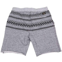 Primitive Apparel Weaver Sweatshorts in Athletic Heather Mens Gym Shorts by Primitive