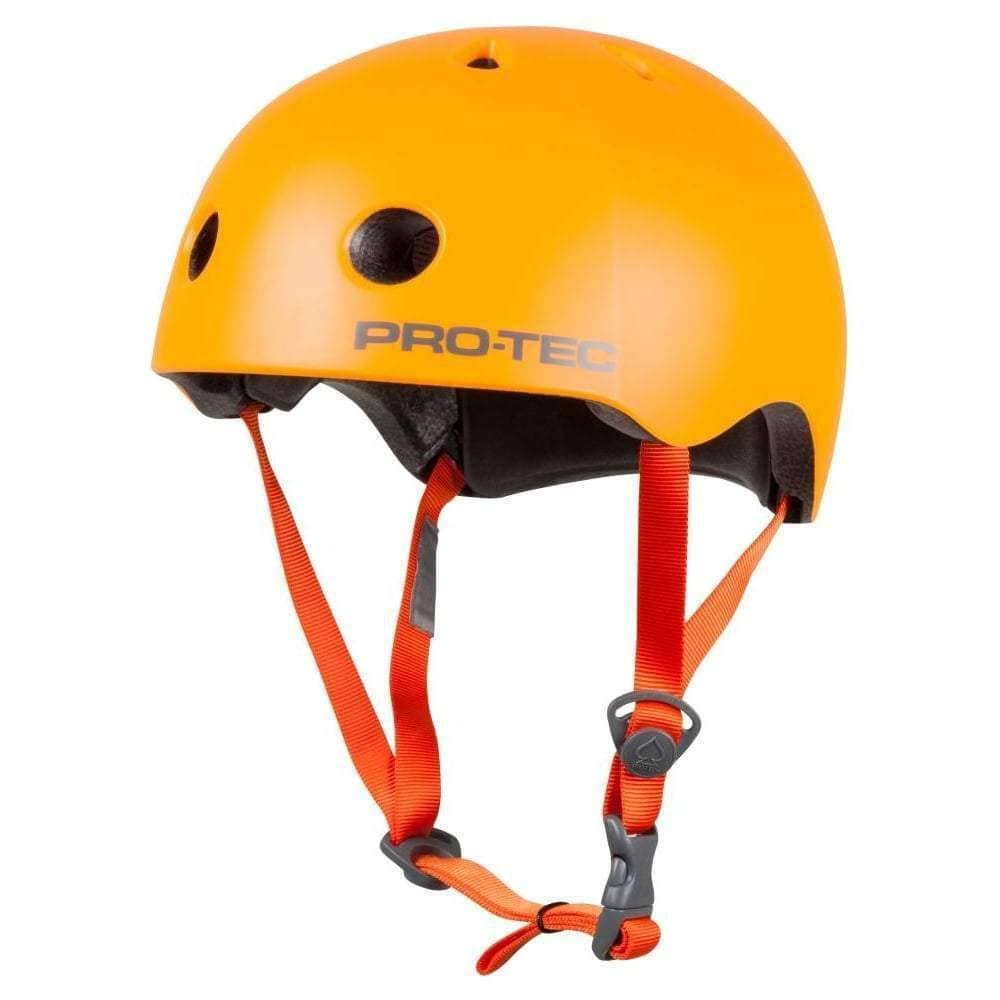 Pro-Tec Multi Sport Skateboard Helmet in Neon Orange Skateboard Helmet by Pro-Tec