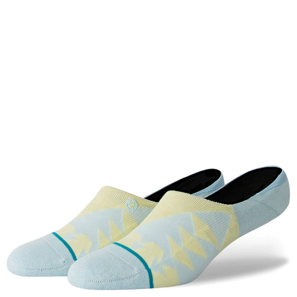 Stance El Pasa Low Super Invisible Socks - Blue Mens Invisible/No Show Socks by Stance