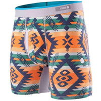 Stance Mens Boxer Briefs Underwear Stance El Paso UW Basilone Boxers in Orange