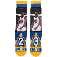 Stance NBA Future Legends Draymond Green Basketball Socks in Blue Mens Crew Length Socks by Stance