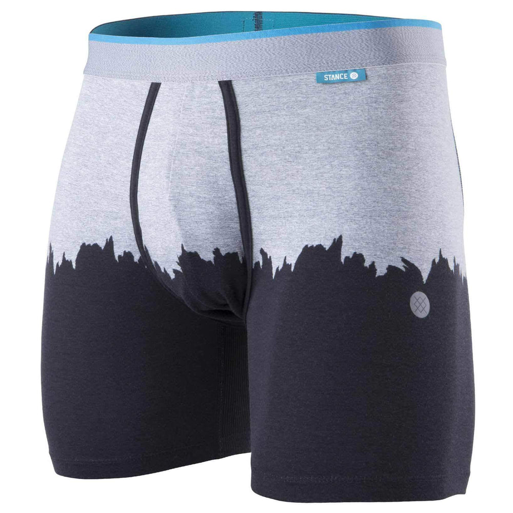 Stance Tear It Up Wholester Boxer Brief - Grey Mens Boxer Briefs Underwear by Stance