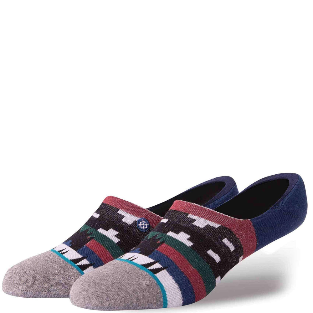 Stance Waziatta Low Invisible Socks - Navy Mens Invisible/No Show Socks by Stance