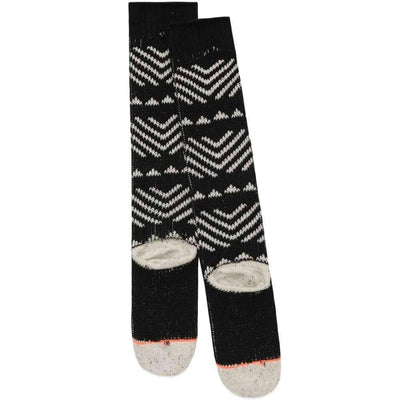 Stance Womens Boot Socks Stance Womens Del Valle Socks in Black