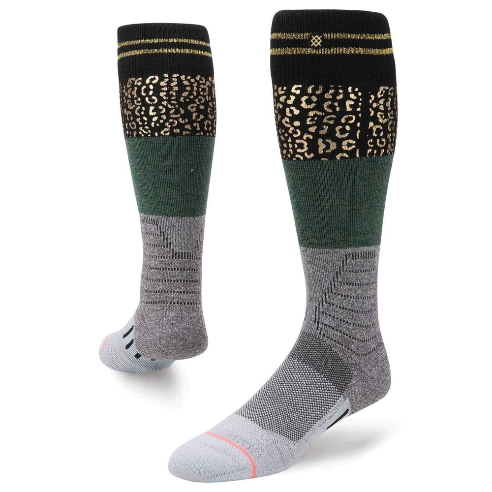 Stance Womens Party Mtn Ski/Snowboard Socks - Multi Womens Snowboard/Ski Socks by Stance
