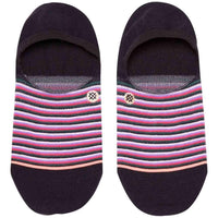 Stance Womens Summerland Super Invisible Sock in Black Womens Invisible/No Show Socks by Stance