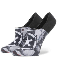 Stance x Star Wars Womens Empire Sky Socks in Black Womens Invisible/No Show Socks by Stance