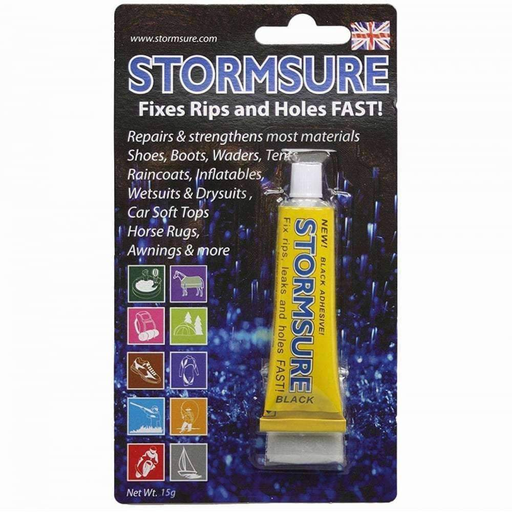 Stormsure Wetsuit Adhesive Glue 15g Tube - Black Gifts for Surfers by Stormsure