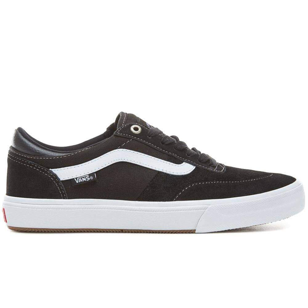 Vans Gilbert Crockett Pro Skate Shoes Black White Mens Skate Shoes by Vans