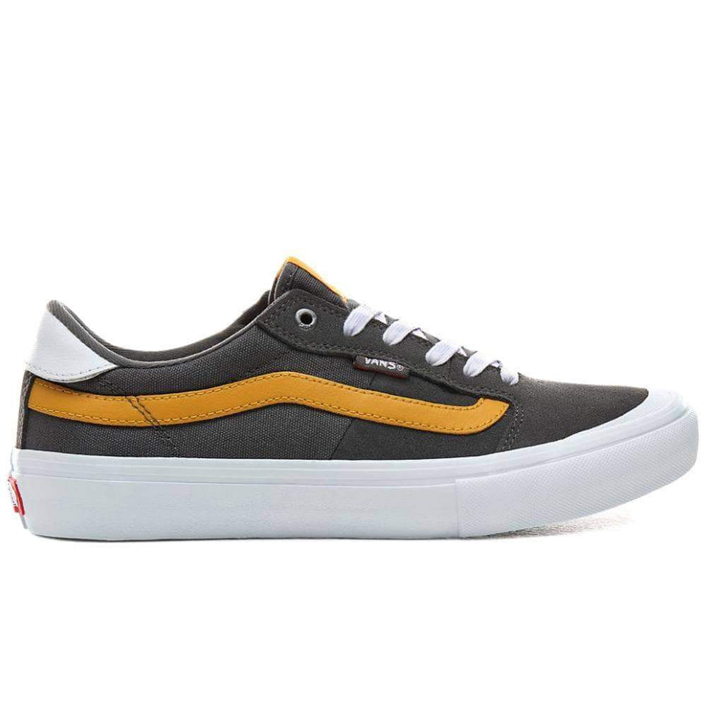 Vans Mens Skate Shoes Vans Style 112 Pro Skate Shoes - Pewter Mango Mojito