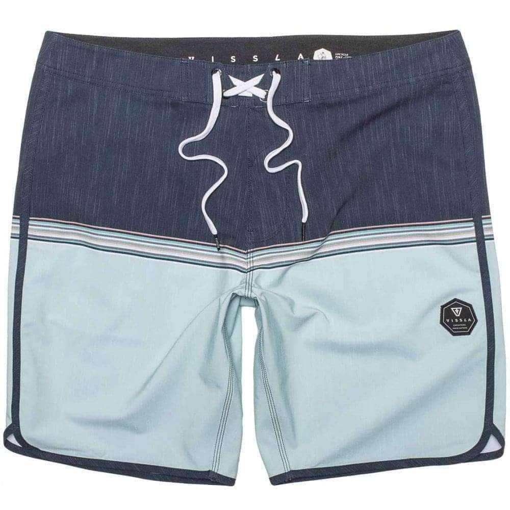 Vissla Boys Dredges Boardshorts in Dark Navy Boys Boardshorts by Vissla