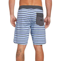 "Volcom Aura Stoney 19"" Boardshorts - Light Purple Mens Boardshorts by Volcom"