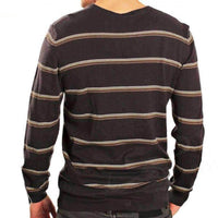 Volcom Boys Knitwear Volcom Boys Carbon Copy Kids Sweater - Shadow Grey