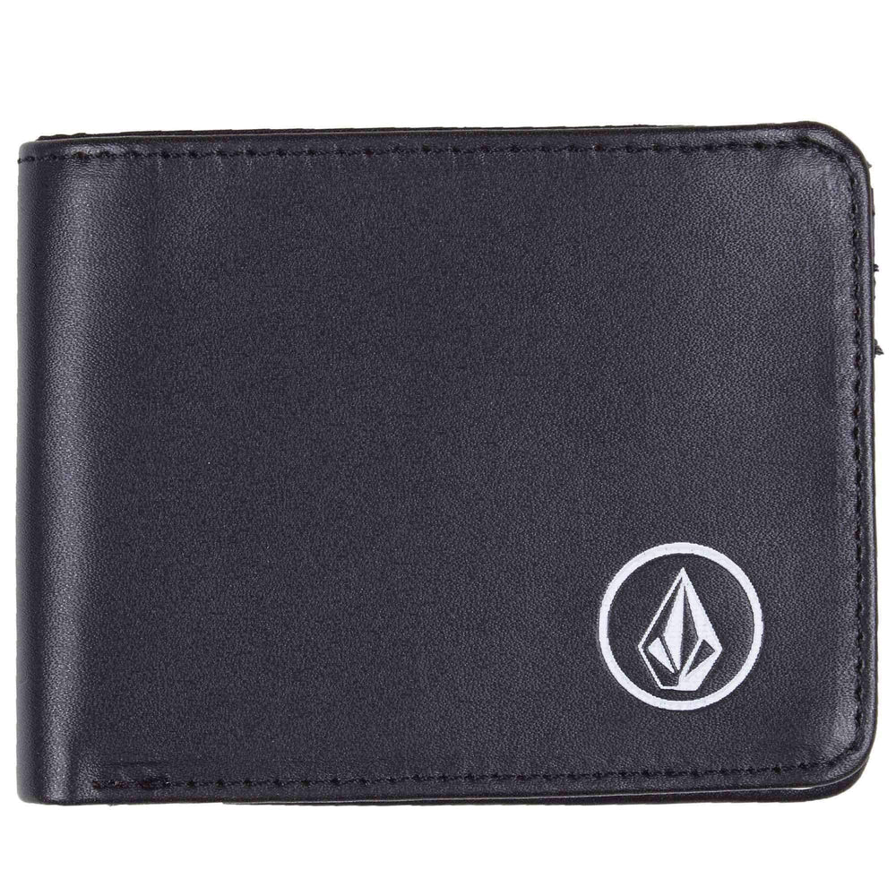 Volcom Corps Wallet in Black Mens Wallet by Volcom