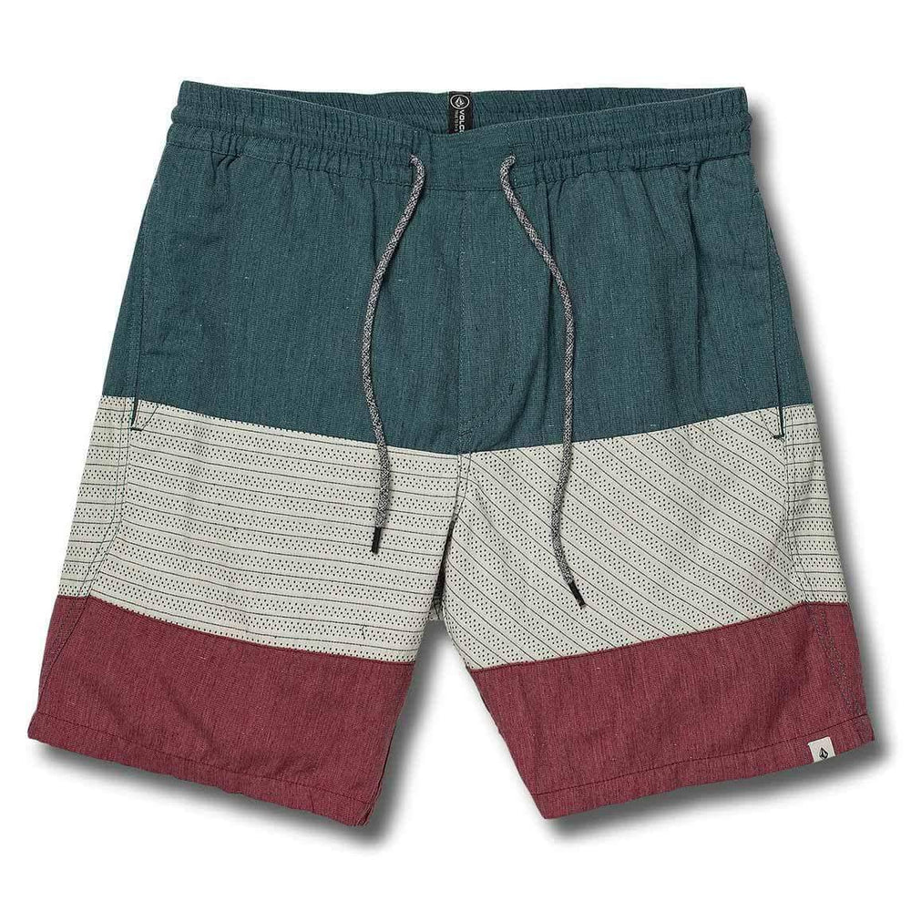 Volcom Forzee Shorts - Teal Mens Walk Shorts by Volcom