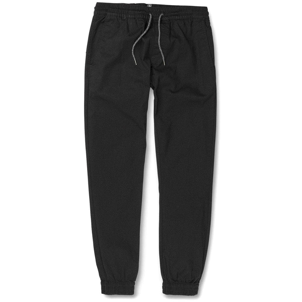 Volcom Frickin Modern Tapered Joggers - Black Mens Joggers by Volcom