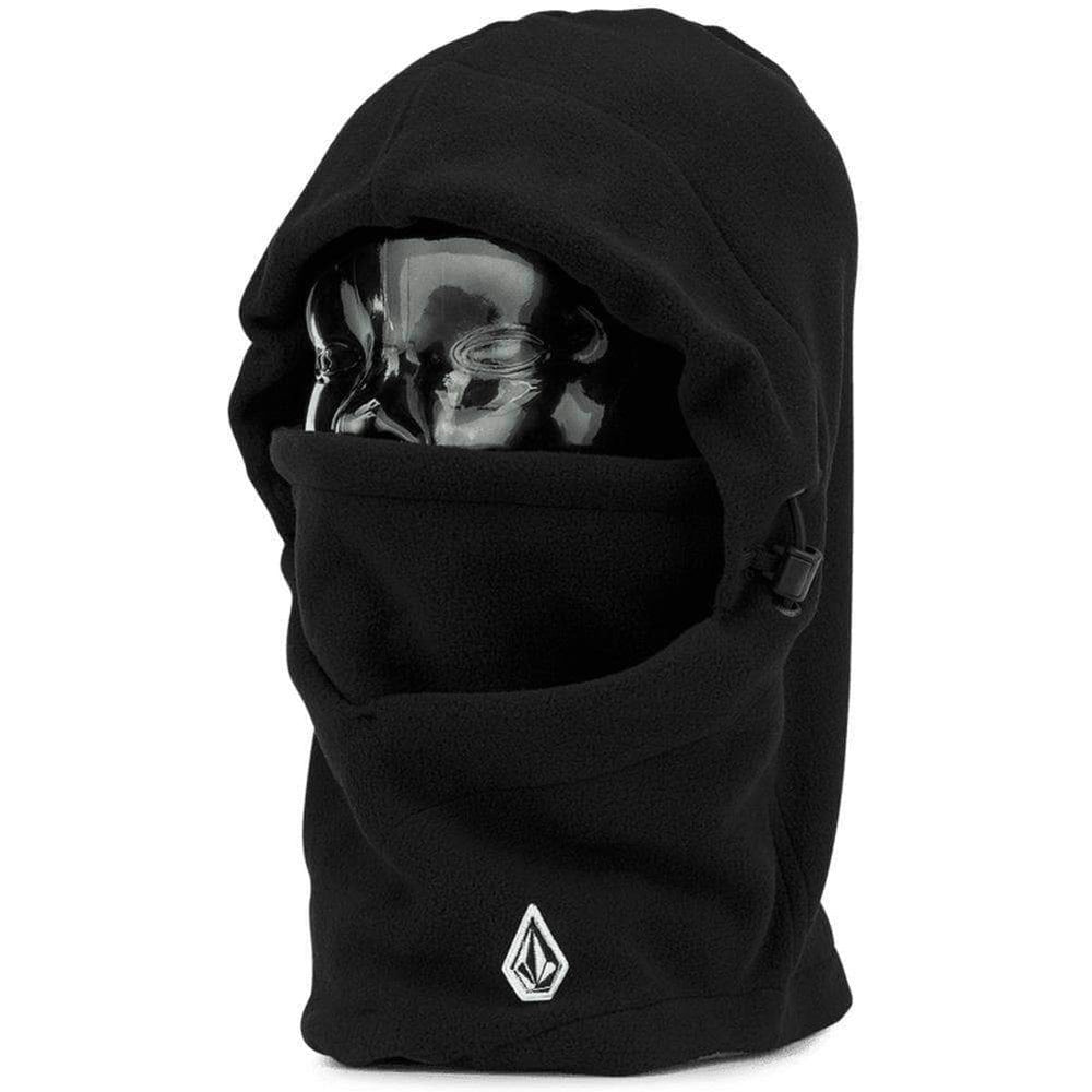 Volcom Snow Travelin Hood Thingy Black O/S (one size) Balaclava/Facemask by Volcom