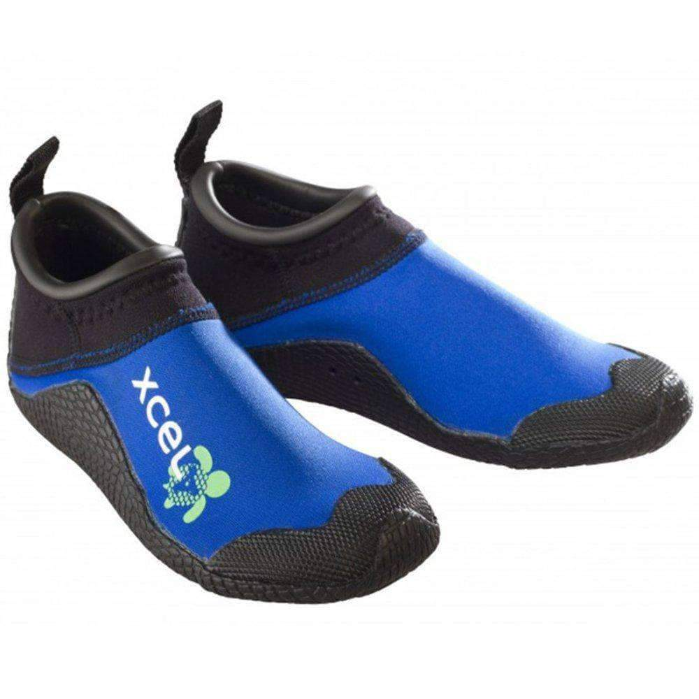 Xcel Kids 1mm Reef Walker Wetsuit Shoes Reef Boots by Xcel