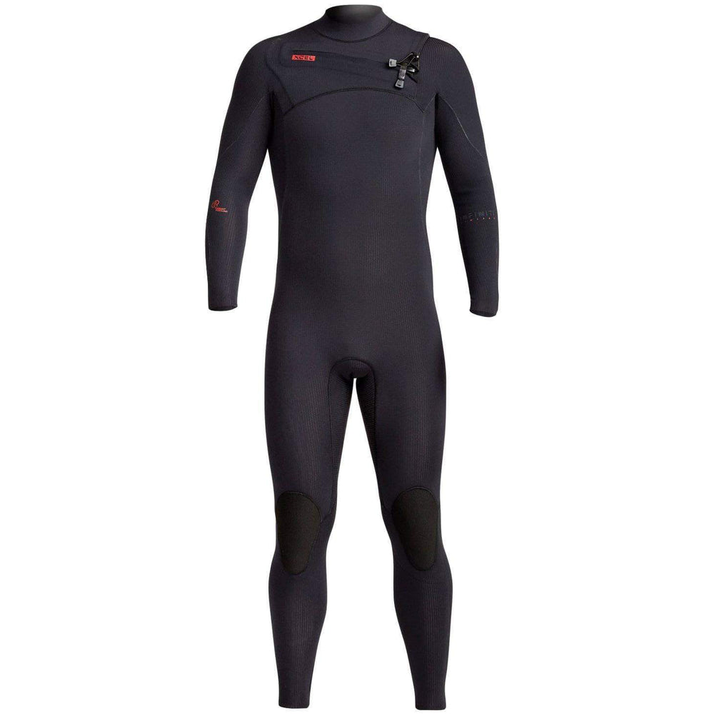 Xcel Mens 5/4mm Infiniti Ltd Edition 2019/20 Wetsuit Black Mens Full Length Wetsuit by Xcel