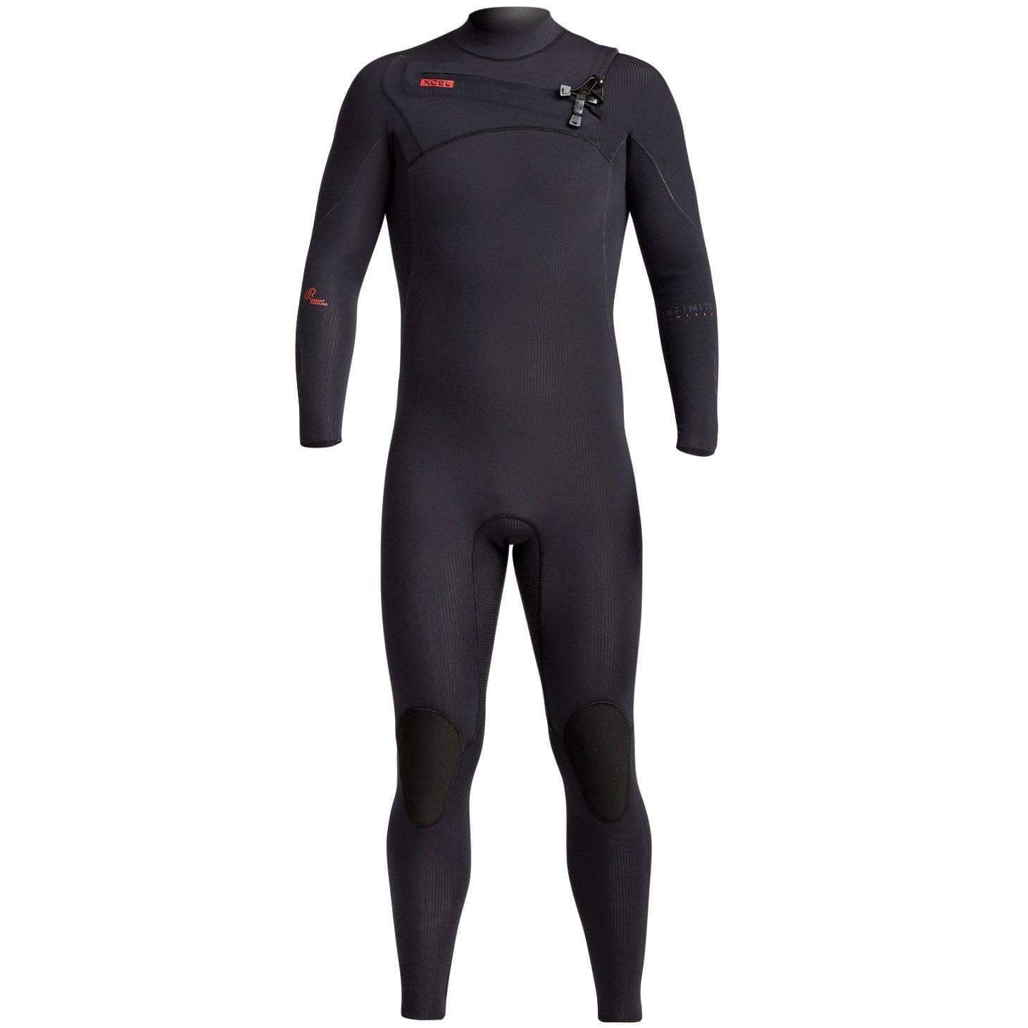 Xcel Mens Full Length Wetsuit Xcel Mens 5/4mm Infiniti Ltd Edition 2019/20 Wetsuit Black