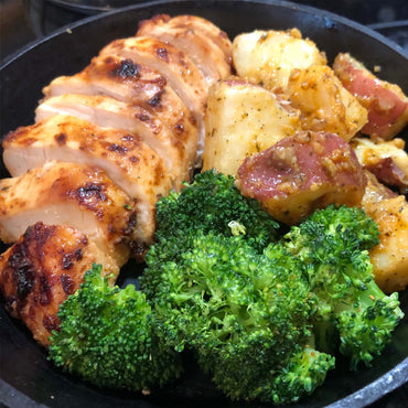 Mesquite Grilled Chicken, Individual Meal