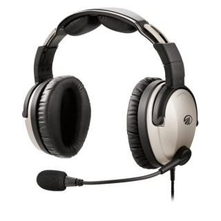 LIGHTSPEED ZULU 3 ANR HEADSET WITH BLUETOOTH - DUAL GA PLUGS